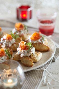 Lohitähtitortut | K-ruoka #joulu #joulutortut