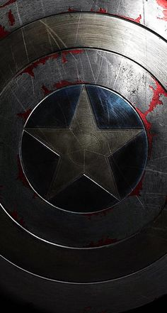 Disney and Marvel Studios release the first teaser poster for 'Captain America: The Winter Soldier' and there's more to it than what meets the eye. Marvel Art, Marvel Heroes, Marvel Avengers, Marvel Comics, Captain America Pictures, Marvel Captain America, Crane Rouge, Captain America Wallpaper, Avengers Wallpaper
