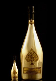 Armand de Brignac unveils world's largest luxury champagne bottle☆❤MS❤☆