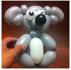 Koala Twist Balloon