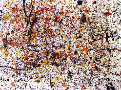 Abstract expressionism, action painting