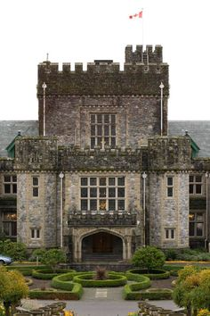 "Hatley Castle, Canada    ""Hatley Park National Historic Site is located in Colwood, British Columbia in Greater Victoria. It is the site of Hatley Castle and Royal Roads University. The castle is the setting of the X-Men film series as Professor Xavier's School for Gifted Youngsters. It was used as the mansion in the Made-For-TV movie Generation X, which is based on a comic that is a spin off of X-Men, also castle appears in the Smallville television series."""