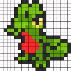 Treecko Pokemon Sprite