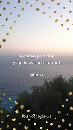 Yoga Holidays, Vinyasa Yoga, Sunset Photography, Yoga Retreat, Positano, Amalfi Coast, Paradise, Hiking, Boat