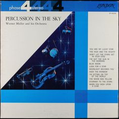 Werner Muller and his Orchestra - Percussion in the Sky (1961)