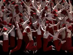 more human figure patterns by Claudia Rogge