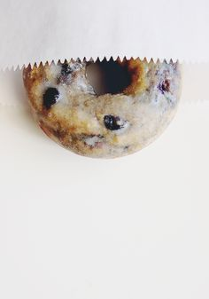 Baked Blueberry Cake Donuts - The Fauxmartha