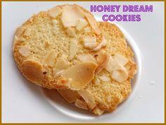 Healthy Cookies Part 3- Honey Dream Cookies