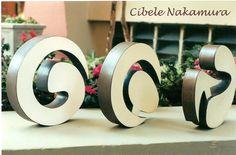Esculturas em cerâmica by Cibele Nakamura