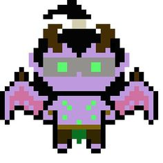 By bit.craft: #illidan #illidanstormrage #worldofwarcraft #wow #nightelf #pixels #pixelart #cute #chibi #photoshop #illustrator #arcade #vector #retro #art #arcade #micrhobbit