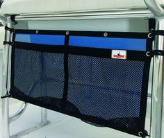 "TACKLEWEB BOAT ORGANIZER 32""x15"" - This web storage pocket is perfect for any and all boat organizing needs. The Web storage comes in this small 12"" x 16"" up to"