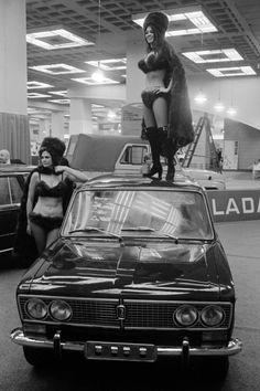 Lada 1500S (2103) : Amérique, nous voilà ! New York International Motor Show, 1973