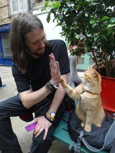 James Bowen  Street Cat Bob