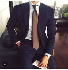 An Iconic Style! ##suit