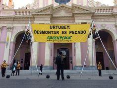 Pedile al gobernador de Salta que no autorice desmontes en zonas protegidas por la Ley de Bosques http://www.greenpeace.org.ar/nodesmontes/