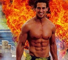 Phew, it's hot in here! Happy #FiremanFriday everyone!