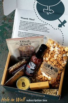 Go on a world of adventures with the Hole in Wall Travel Subscription Box this year.