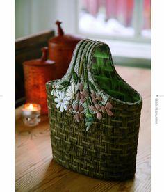 From Yoko Saito's Scandinavian Quilts