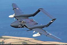 De Havilland DH-110 Sea Vixen FAW2; England, UK