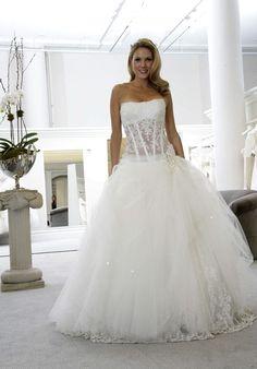 Glamorous Pnina Tornai Wedding Dresses | Bottom, Featured and ...