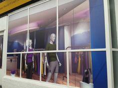 Shop exterior- 3d visualisation for retail shops. Retailshoplift (Edinburgh, UK) #3d #retail