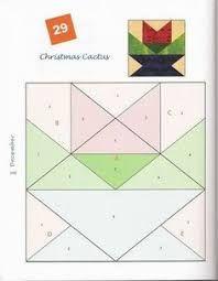 Resultado de imagen para patchwork paper piecing patrones