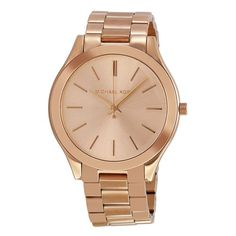 25843 jewelry Michael Kors Runway Rose Gold-tone Ladies Watch MK3197  BUY IT NOW ONLY  $116.99 Michael Kors Runway Rose Gold-tone Ladies Watch MK3197...