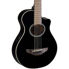 Yamaha APXT2 3/4 Thinline Acoustic-Electric Guitar, Cutaway* (travel guitar)