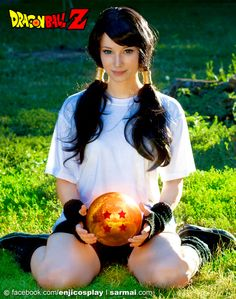 02 Videl - Dragon Ball Z (Fun Cosplay de Enji Night on CrispMe)