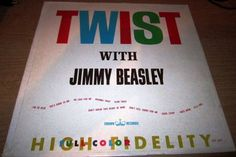Rare 1961 Lp Jimmy Beasley TWIST WITH JIMMY BEASLEY On Crown CLP 5247 .. In the mid- to late '50s, pianist Jimmy Beasley recorded some of the most faithfully Fats Domino-like music of the period for Modern Records. Beasley, unlike Domino, wasn't from New Orleans. But the resemblance to Domino on many of his tracks wasn't an accident, as much of his Modern material was recorded in Cosimo Studios in New Orleans, with famed Crescent City songwriter-arranger Dave Bartholomew's band.