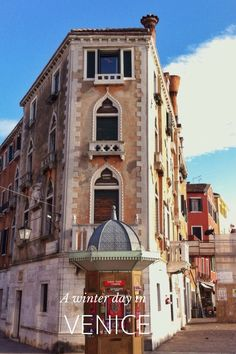 Check out my new venetian story on Steller