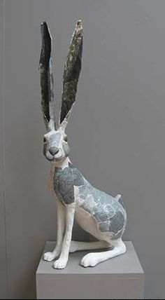 Susan O'Byrne: (title unknown) -- ceramics, 55 x 40 x 26 cm    http://www.susanobyrne.com/