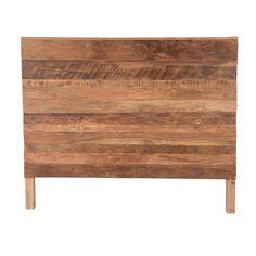 Tête De Lit Bois Massif Recyclé 170 Cm Infinity - Taille : TU Dresser, Sweet Home, Architecture, Storage, Furniture, Design, Home Decor, Bedroom, Beds