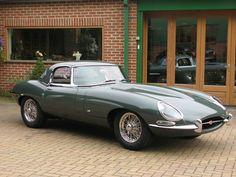Jaguar E-Type Flat Floor