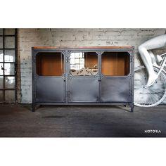 BROOKLYN Kommode Sideboard // Industrial Style - NOTORIA