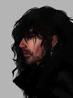 Sirius Black fan art.