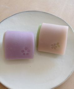 """Doll Festival"", Japanese sweets."