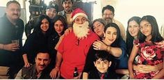 Spotted! - Katrina Kaif joins the Kapoors for a family picture