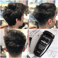 How to get the look by David Braboveanu - GETT'S Men Barber Shop Plaza România Drum Lavender Hair, Ingrown Hair, Barber Shop, Get The Look, Salons, Stylists, How To Get, Men, Military