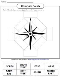 ... on Pinterest | Map skills, Compass rose and Cardinal directions