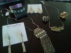 Gold New Line Jewelry
