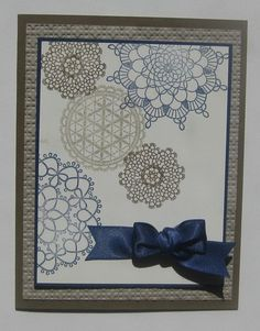 stampin up delicate doilies - Google Search