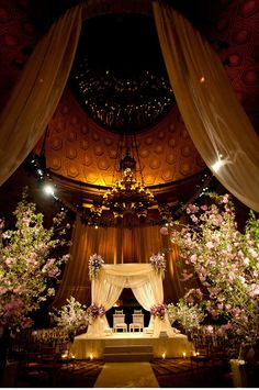 This is the most beautiful decor I have ever seen for a wedding!