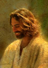 Stunning pictures of Jesus that show you who much He loves you and how beautiful He is. These images of Jesus Christ help you experience Him. Greg Olsen, Images Du Christ, Pictures Of Jesus Christ, Jesus Pics, Jesus Art, Jesus Is Lord, Jesus Smiling, Image Jesus, Jesus Tattoo