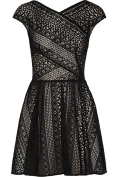 Hearts will melt when you slip on this lace LOVER dress. #CottonShowstopper