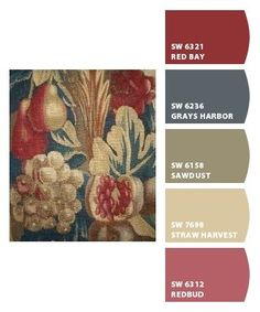 Color Inspiration Paint colors from Chip It! by Sherwin-Williams