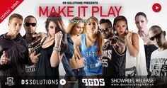 """DS Solutions """"Make It Play"""" Showreel  #showreel #dssolutions Ds, Play, Videos, How To Make, Movies, Movie Posters, Film Poster, Films, Popcorn Posters"""
