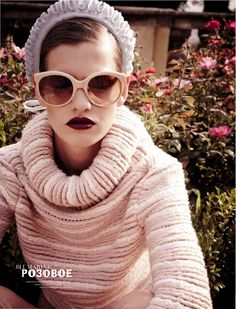 mia temirova and claudia anticevic by natalia alaverdian for harper's bazaar russia september 2013 #fashion #photography #editorial