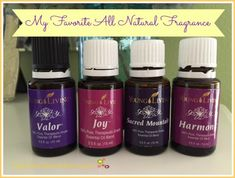 Best oils for all-natural PERFUME!