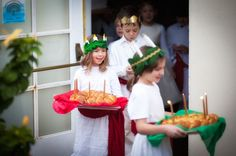 2nd Grade Celebration of Saint Lucia - yostopia pictures -- Gary Yost